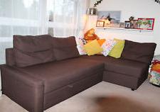 Ikea sofa Friheten Irdz Ikea Friheten Corner sofa Bed with Storage Ebay