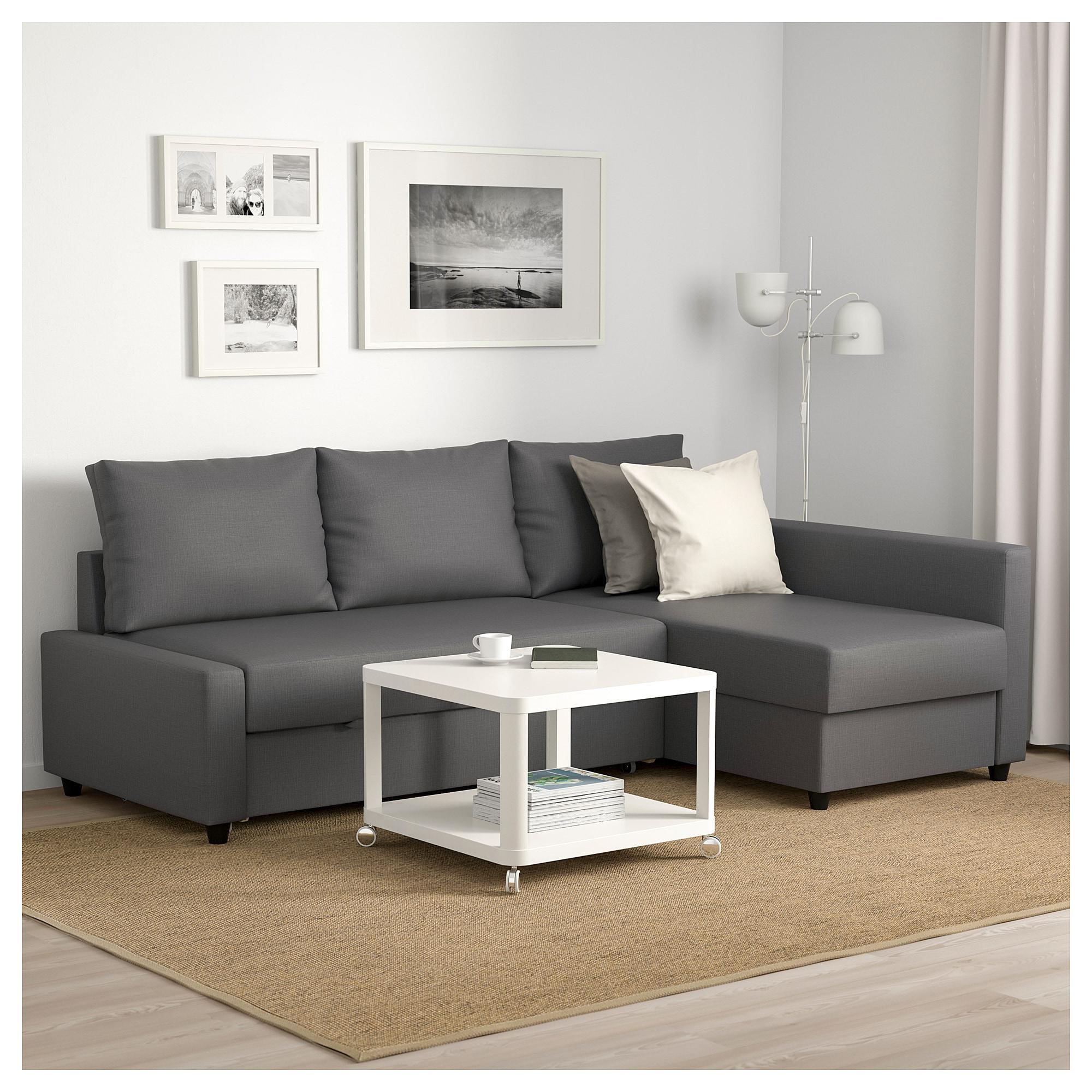 Ikea sofa Friheten Q5df Friheten Corner sofa Bed with Storage Skiftebo Dark Grey Ikea