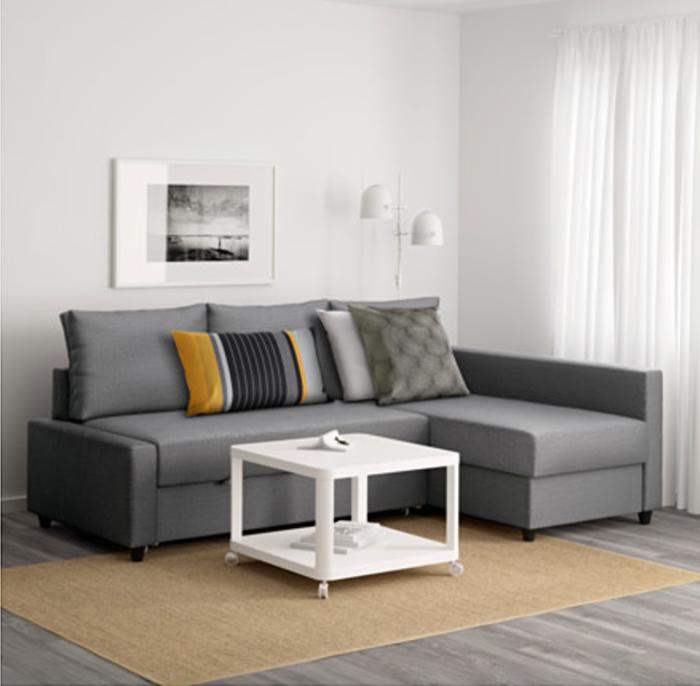 Ikea sofa Friheten X8d1 Snag This Ikea Sleeper sofa for Your Apartment Mydomaine