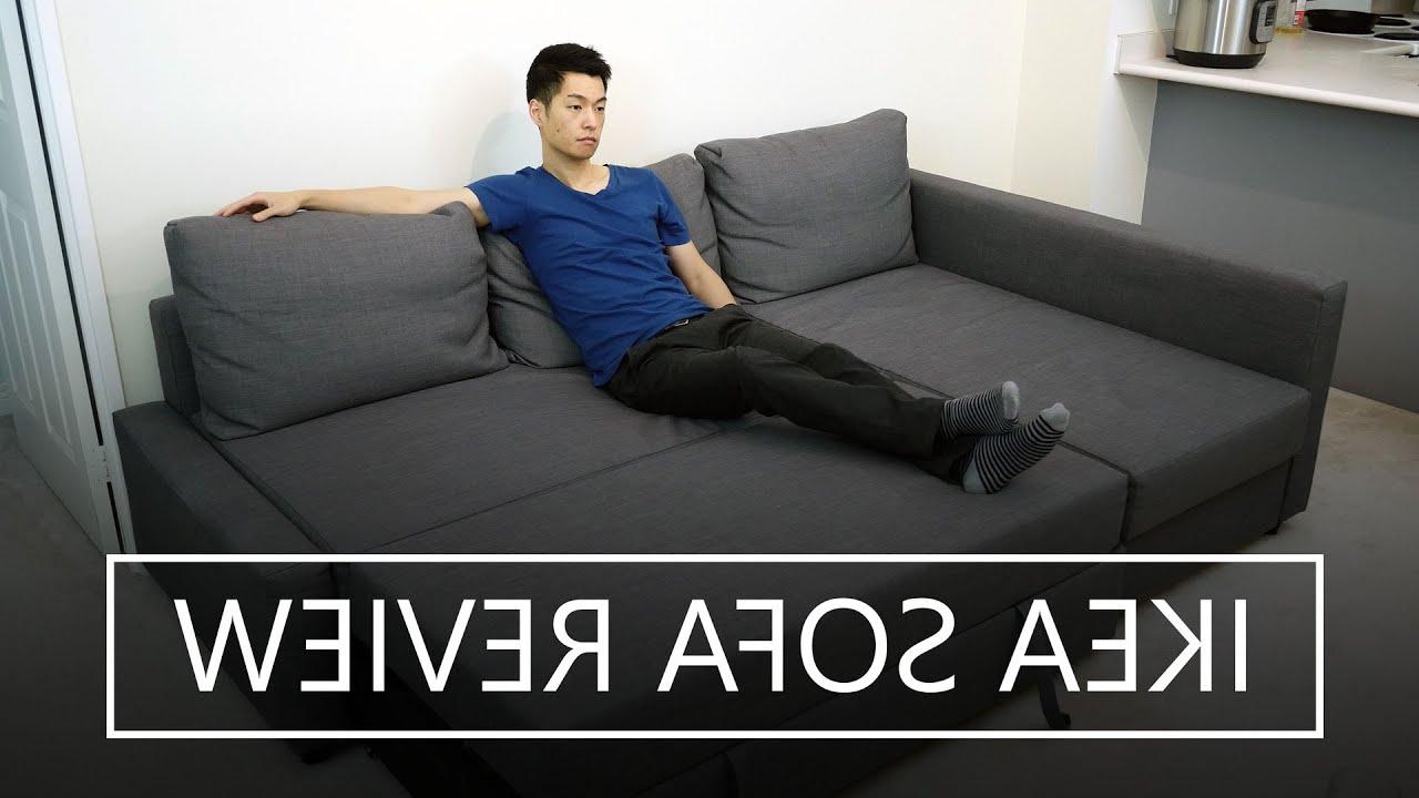 Ikea sofa Friheten Zwd9 Ikea Friheten sofa Bed Review Youtube