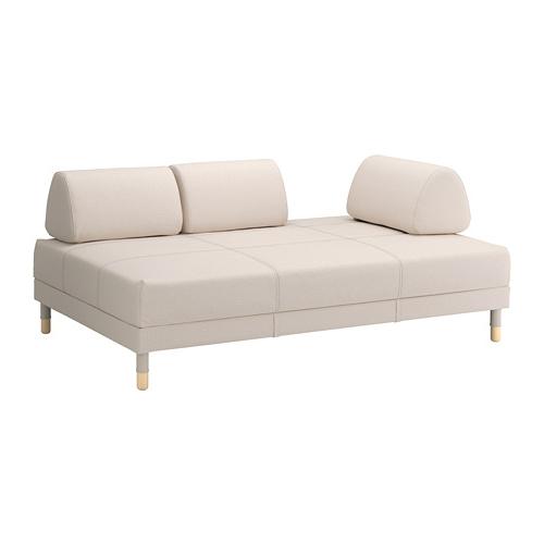 Ikea sofas Cama Qwdq Flottebo sofà Cama Lofallet Beige 120 Cm In 2018 Home