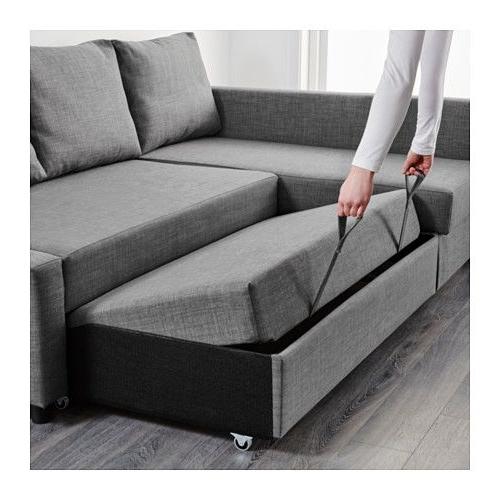 Ikea sofas Camas 8ydm Friheten Sleeper Sectional 3 Seat W Storage Skiftebo Dark