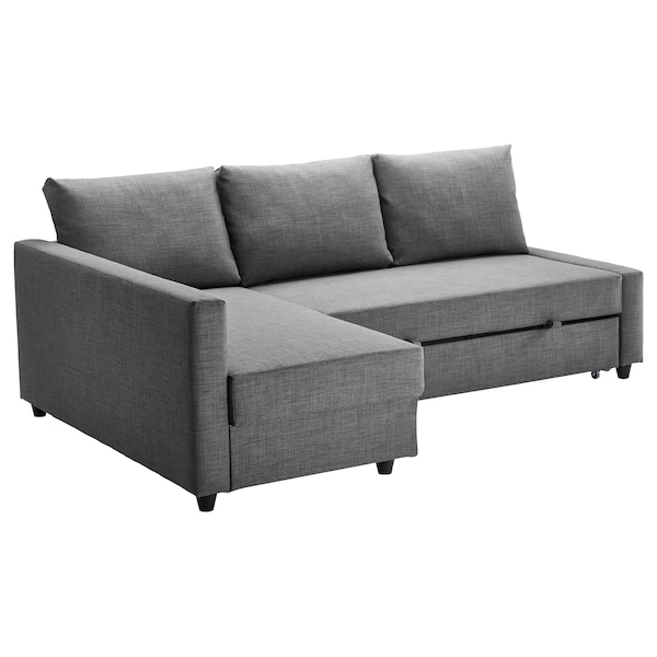 Ikea sofas Camas Gdd0 sofà Cama Esquina Con Almacenaje Friheten Skiftebo Gris Oscuro
