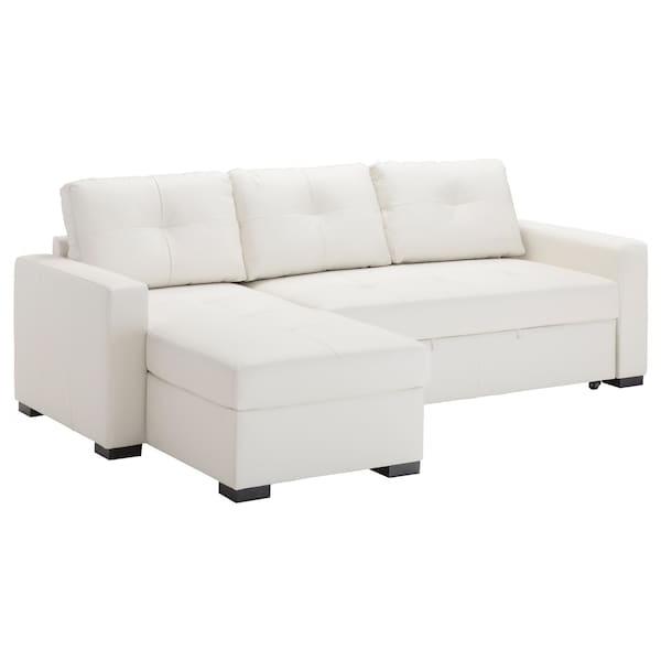 Ikea sofas Camas H9d9 sofà Cama Esquina Con Almacenaje Ragunda Kimstad Hueso