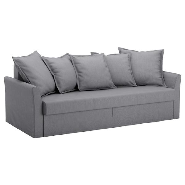 Ikea sofas Camas T8dj sofà Cama 3 Plazas Holmsund nordvalla Gris