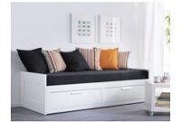 Ikea sofas Camas Whdr Brimnes Estructura Divà N Con 2 Cajones Blanco Camas