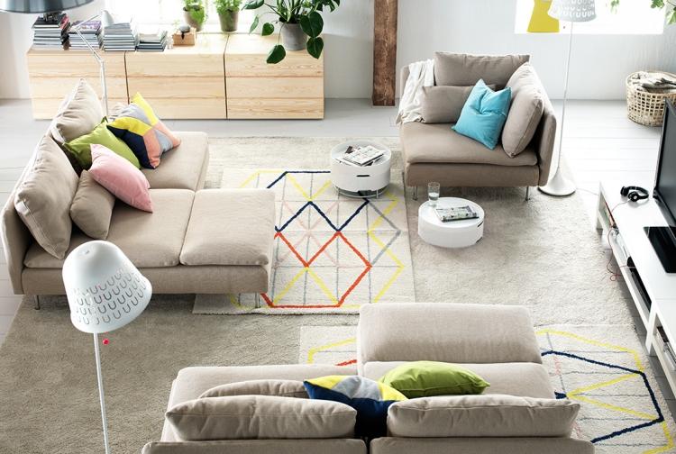 Ikea sofas Modulares Dwdk 50 Ikea Einrichtungsideen FÃ Rs Moderne Wohnzimmer