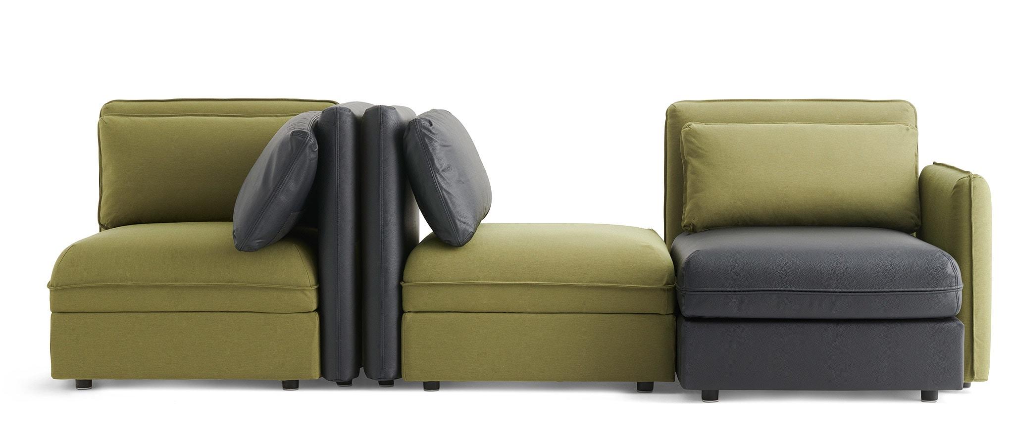 Ikea sofas Modulares Kvdd Modular sofas Sectional sofas Ikea