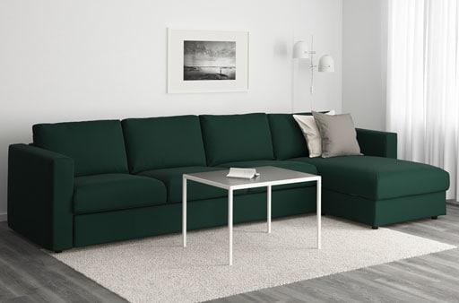 Ikea sofas Modulares O2d5 Imposing Modulare sofas Modular Sectional Ikea Vimle 4 Seat sofa Uk