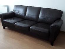 Ikea sofas Piel