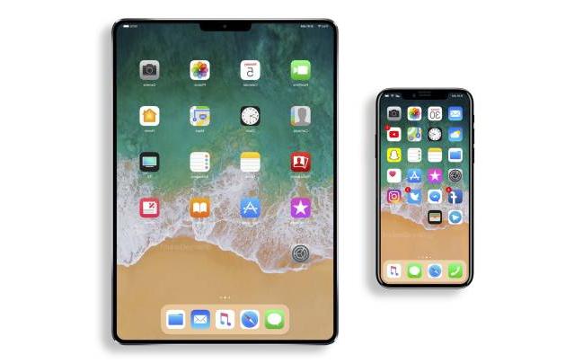 iPhone Tablet 3id6 11 3 Adelanta Un Ipad De 2018 Con El Diseà O Del iPhone X as