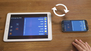 iPhone Tablet 3id6 Turn Your android Phone or iPhone Into A Tablet with the Superscreen