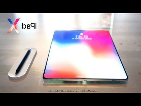 iPhone Tablet Bqdd Ipad X Release Date Price and Rumours Apple S All Screen Tablet