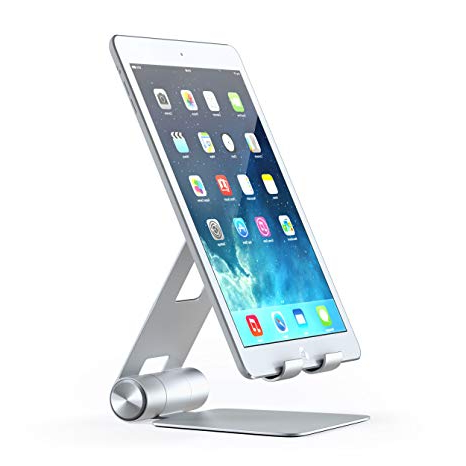 iPhone Tablet Budm Satechi R1 Aluminum Multi Angle Foldable Tablet Stand