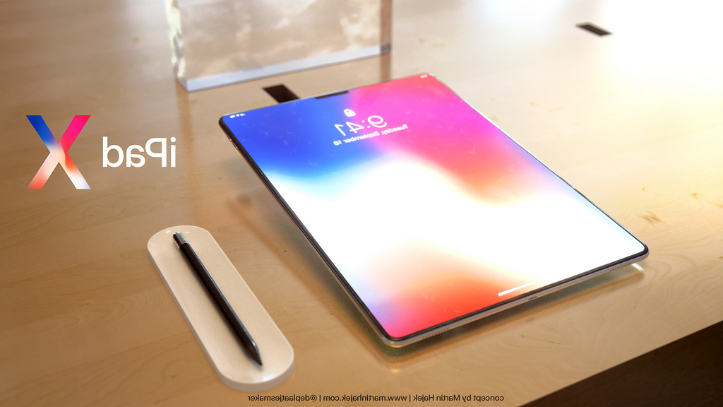 iPhone Tablet Gdd0 Ipad Pro S iPhone X Vibes with This Ipad X Concept Tablet