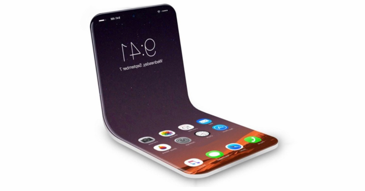 iPhone Tablet J7do Apple Could Release A Foldable iPhone that Doubles as A Tablet In