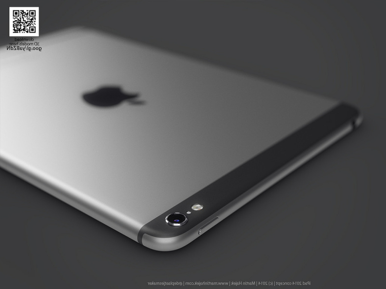 iPhone Tablet Tqd3 Ipad Air 2 Concept Brings the iPhone 6 S Beautiful Design to Tablets