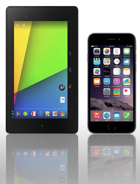 iPhone Tablet Zwd9 Will Apple iPhone 6 Plus Help Doom 7 Inch Tablets Zdnet