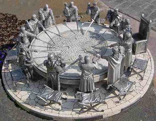 Juegos De La Mesa Redonda 3id6 El Leyenda Del Rey Arturo Y Los Caballeros De La Mesa Redonda Vi
