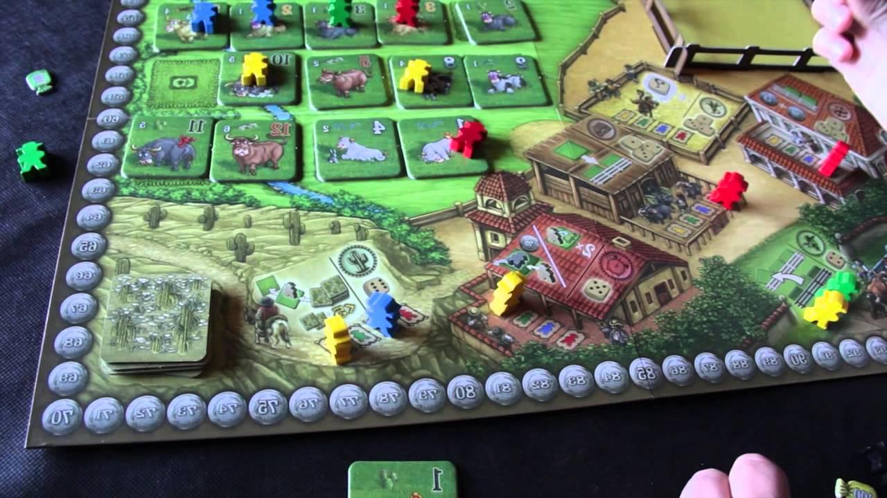 Juegos De La Mesa Redonda Dwdk Và Deo Reseà A El Gaucho Juego De Mesa Youtube