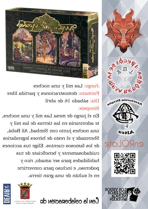 Juegos De La Mesa Redonda Mndw Juegos De La Mesa Redonda Mil Y Una Noches Web2 Devir Iberia