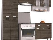 Kit Muebles De Cocina Wddj Kit Mueble Cocina 220x201x36 Cm Parana Cocinas