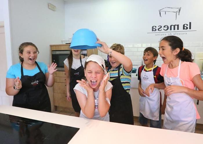 La Mesa Malaga 9ddf Campamentos Infantiles De Cocina En Navidad Con La Mesa MÃ Laga La