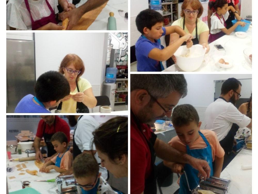 La Mesa Malaga Bqdd Talleres De Cocina Para Nià Os Y En Familia Con La Mesa Mà Laga En