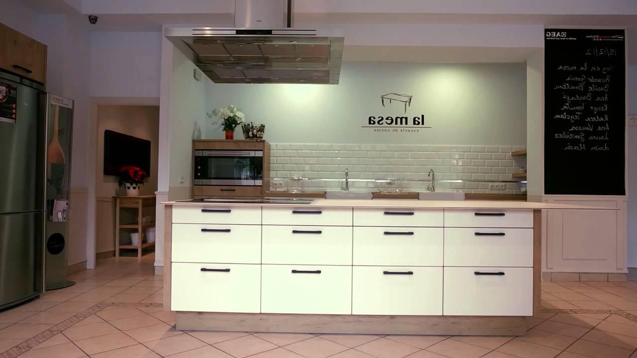 La Mesa Malaga Dddy La Mesa Escuela De Cocina MÃ Laga Youtube
