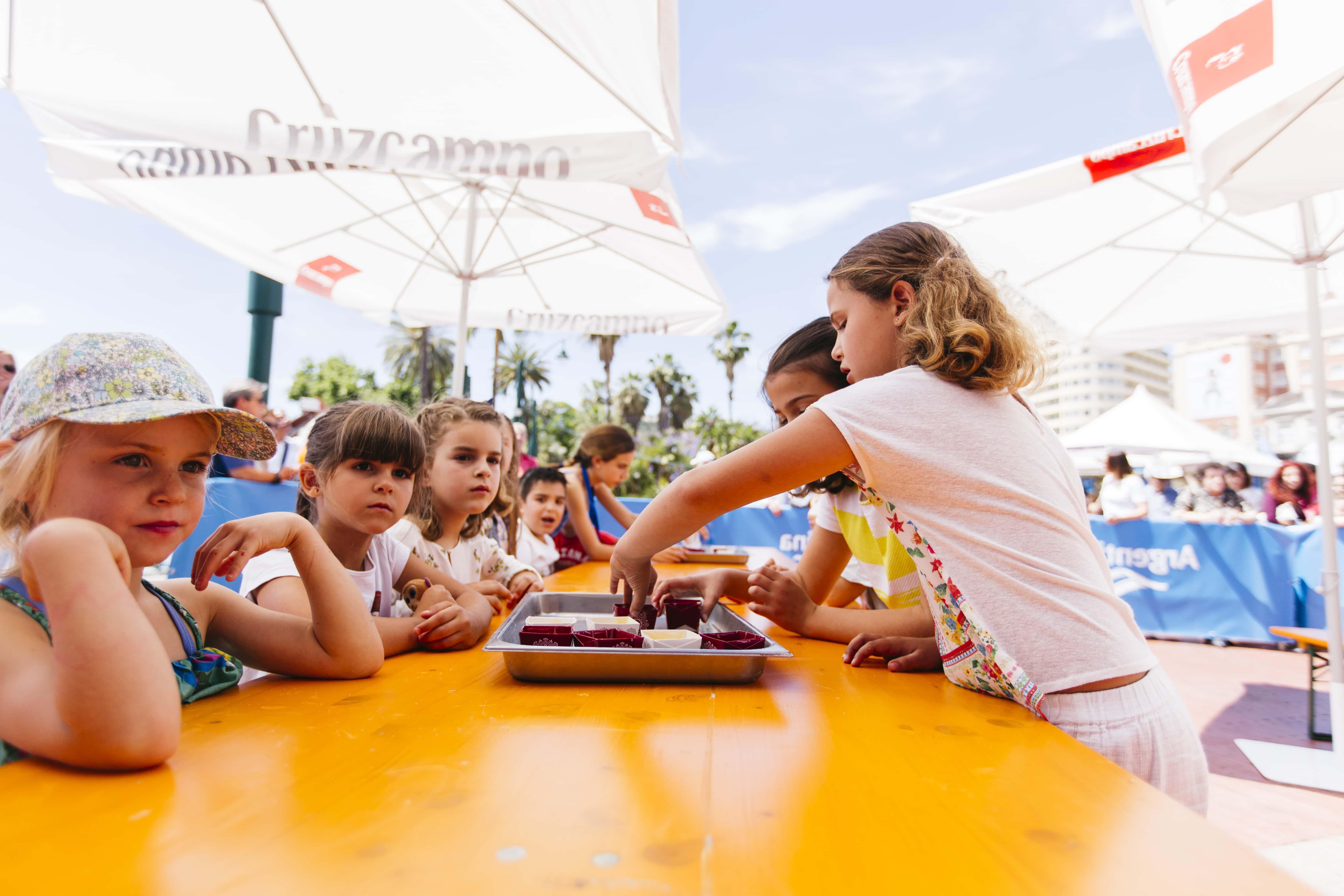 La Mesa Malaga Zwd9 La Escuela De Cocina La Mesa MÃ Laga MÃ Laga Gastronomy Festival 2018