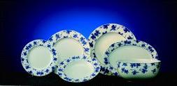La Vajilla Bilbao Tqd3 El Correo Lleva A Su Mesa La Vajilla De Porcelana De Vista Alegre