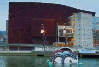 La Vajilla Bilbao Xtd6 Quà Hace Una Vajilla Sucia Flotando En La Rà A De Bilbao