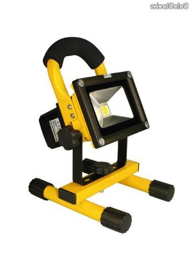 Lampara Portatil Led Txdf Proyector De Luz Led Portatil Lampara Portatil Led 10 W