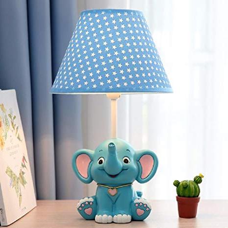 Lamparas Infantiles De Mesa 9fdy Ssby LÃ Mparas De Mesa Infantiles Elefante LÃ Mpara De Mesilla Para