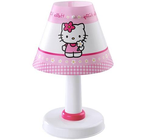 Lamparas Infantiles De Mesa Q5df Là Mparas Infantiles De Hello Kitty En Leroy Merlà N