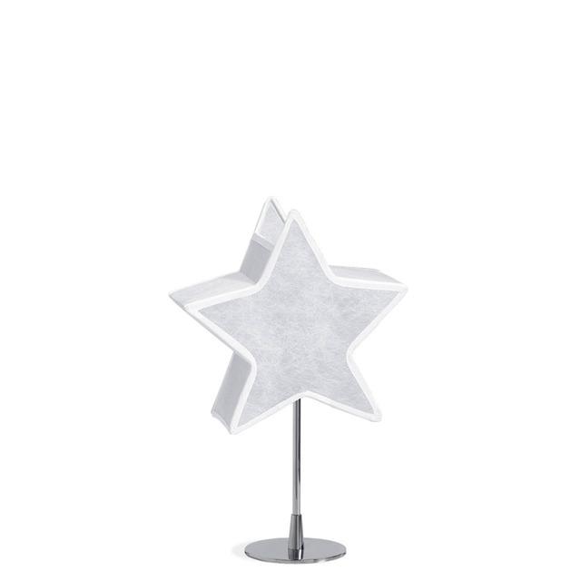 Lamparas Infantiles De Mesa Xtd6 Là Mpara Infantil De sobremesa Alondra Estrella Blanco Bebà S El