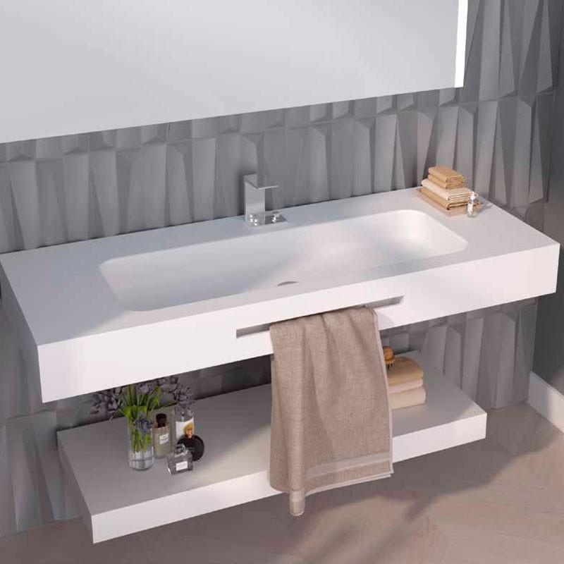 Lavabos sobre Mueble Budm Lavabo sobre Mueble Hermes L Xl the Bath
