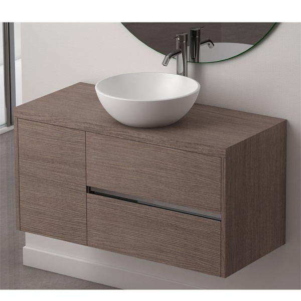 Lavabos sobre Mueble Zwdg Lavabo Cerdenya thebathpoint