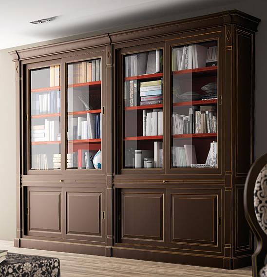 Librerias Muebles 9ddf Librerà A Clà Sica Classic En Portobellostreet