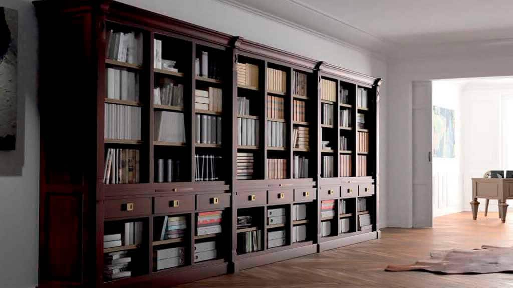 Librerias Muebles E6d5 Librerà as Y Estanterà as Modernas Para Tu Salà N Muebles Aguado