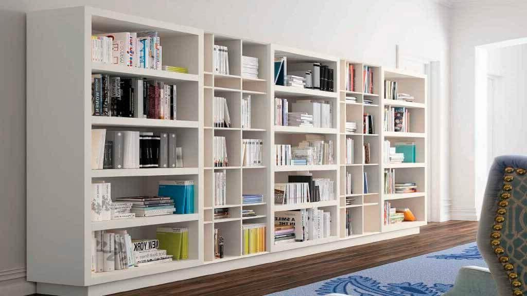 Librerias Muebles T8dj Librerà A Crema Mate Muebles Aguado