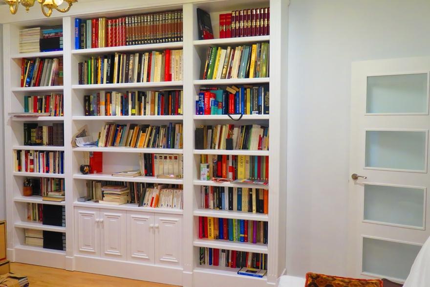 Librerias Muebles Zwdg La Libreria El Mueble Funcional Del Salon