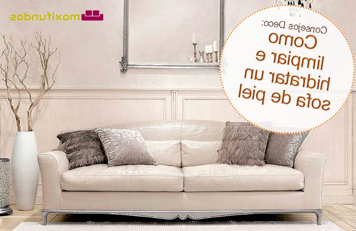 Limpiar sofa De Piel Txdf Hogartextil Cà Mo Limpiar E Hidratar Un sofà De Piel