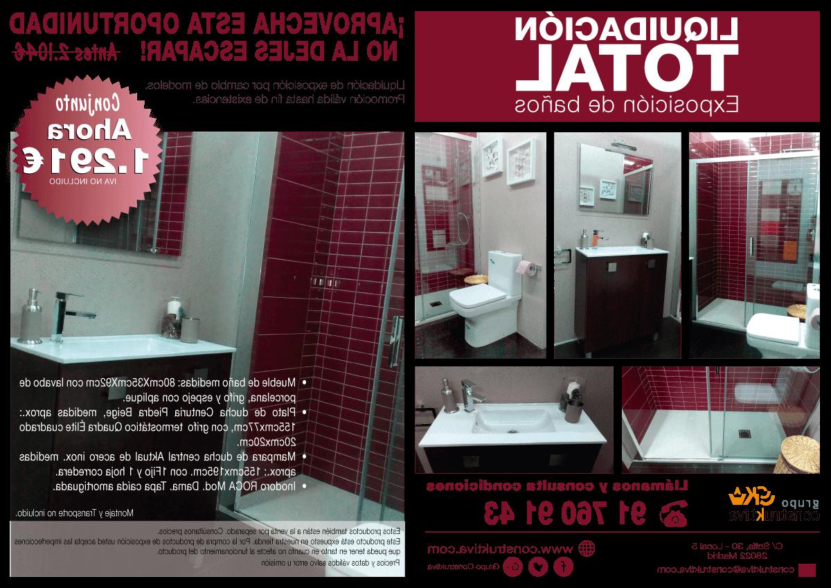 Liquidacion Muebles Madrid Wddj Liquidacià N De Cocinas Y Baà Os De Exposicià N En Madrid
