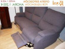 Liquidacion sofas Online Fmdf Liquidacià N sofà De 3 Plazas Con 2 asientos Relax Motor