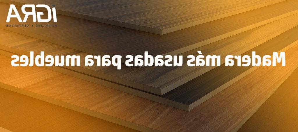 Madera Para Muebles 3id6 Madera MÃ S Usadas Para Muebles Igra Herrajes
