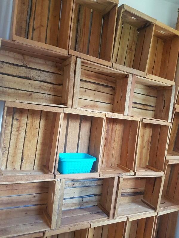 Madera Para Muebles Budm Cajones De Madera Para Frutas Y Verdura Y Para Muebles 150 00 En