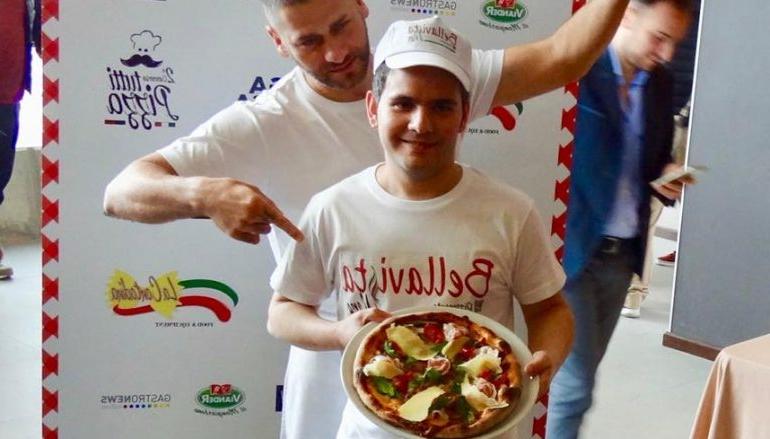 Malaga En La Mesa 4pde Bellavista Mare Gana El Ii Concurso Tutti Pizza De MÃ Laga En La Mesa