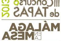 Malaga En La Mesa E6d5 Iii Concurso De Tapas MÃ Laga En La Mesa 2013
