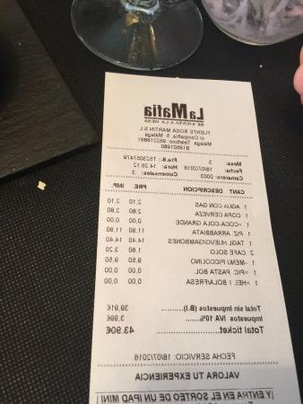 Malaga En La Mesa E6d5 Photo0 Picture Of La Mafia Se Sienta A La Mesa Malaga